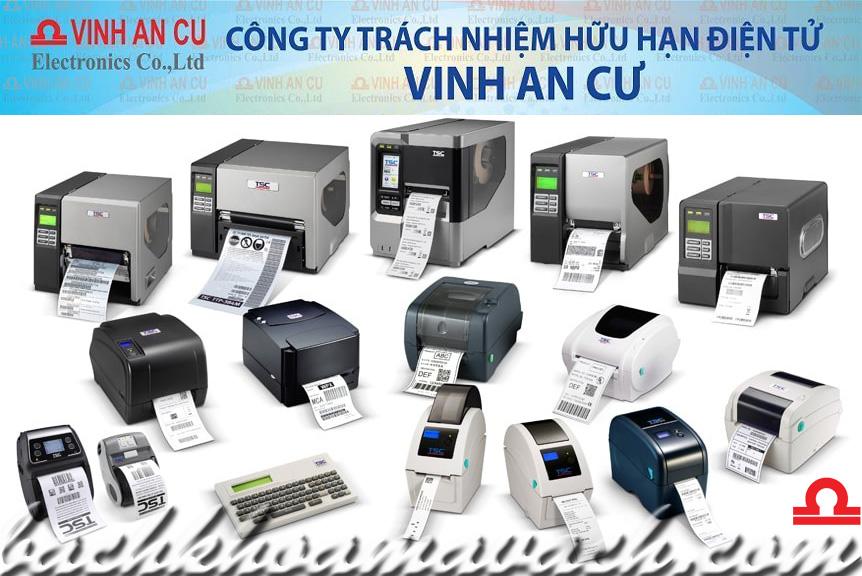 Nơi bán máy in barcodes giá rẻ, Nơi bán máy in TSC chính hãng