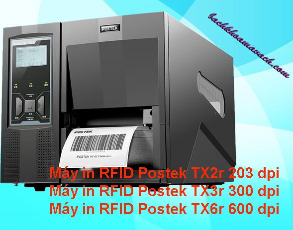 Máy in Postek TX6r chính hãng giá rẻ