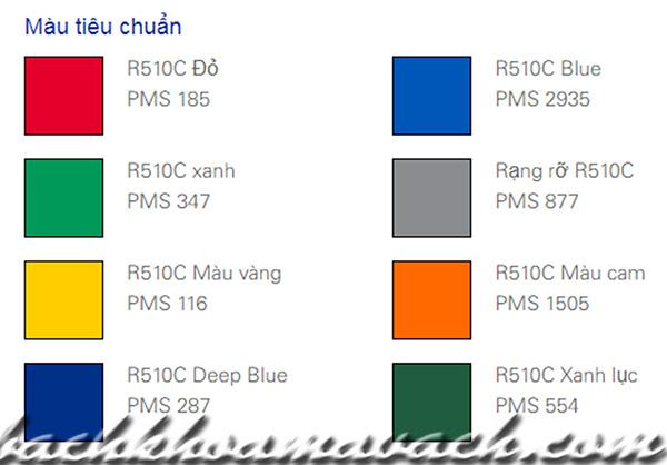 Mực in Resin DNP R510C nhập khẩu