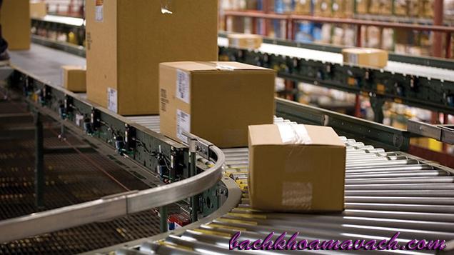 Giải pháp mã vạch trong vận chuyển hàng hóa, Ứng dụng mã vạch trong vận chuyển, Kiểm tra hàng hóa bằng mã vạch,
