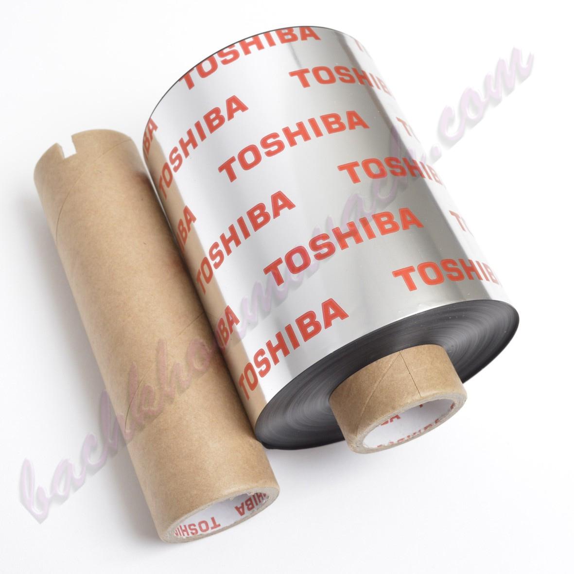 Mực in mã vạch Toshiba chính hãng