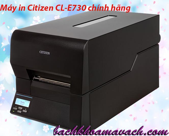 Máy in Citizen CL-E730 chính hãng