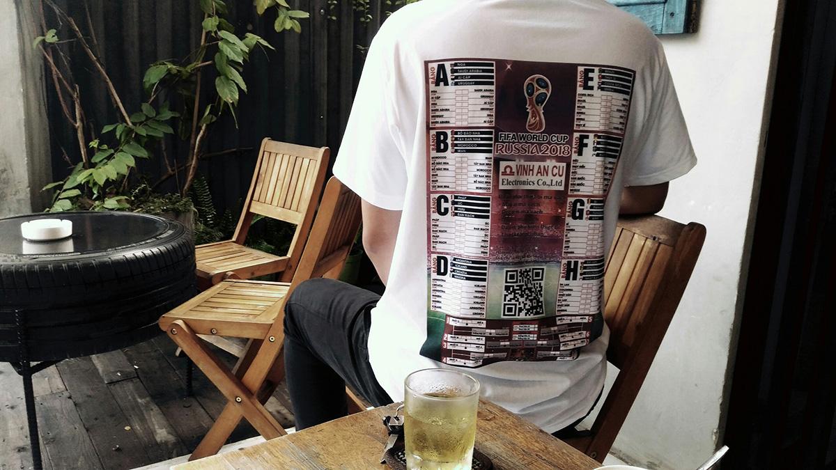 In hình ảnh lên áo thun giá sỉ giao hàng toàn quốc