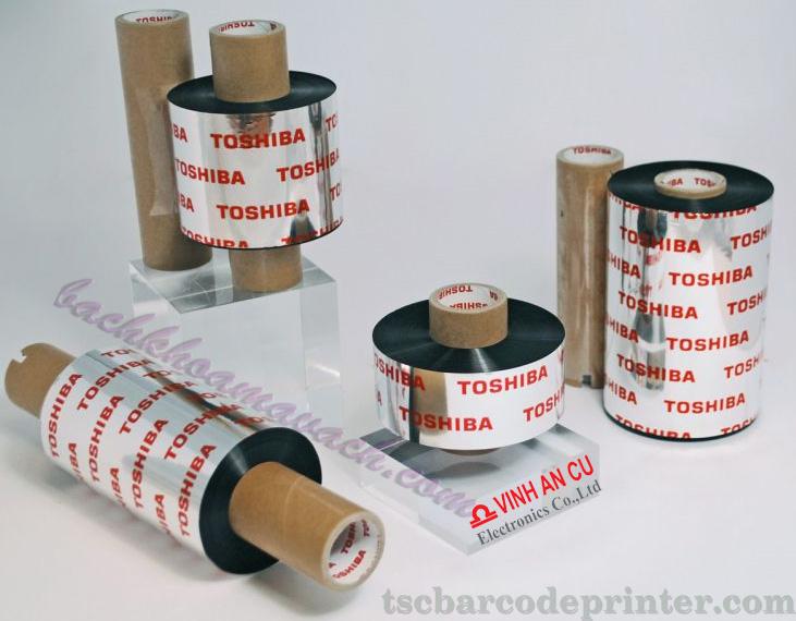 Ribbon mã vạch Toshiba AW5 chính hãng
