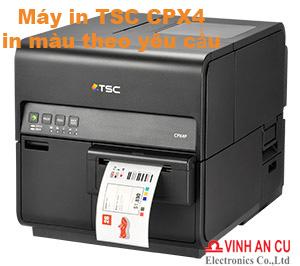 Máy in TSC CPX4